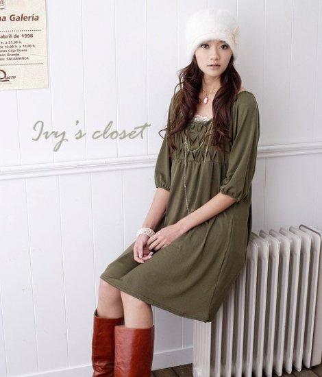 D0085 - Cotton Dress