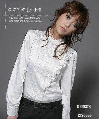 B0089 - Silk Fabric Blouse