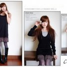 B0093 Cotton chiffon Blouse