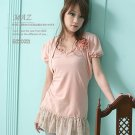 B0094 cotton chiffon blouse