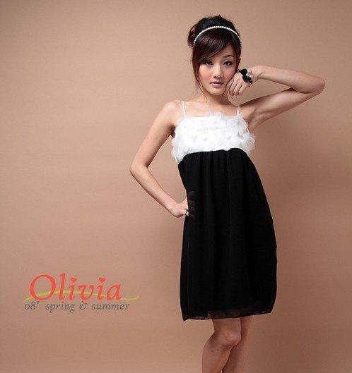 D0093 - Chiffon Dress