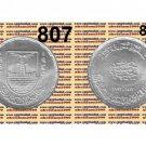 "1992 Egypt Silver Coins ""Golden Jubilee of Alexandria University ""UNC KM#807 5 P"