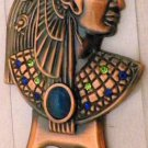 Egyptian Pharaonic Bottle Opener Refrigerator Magnet    Figurines