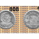 "1992 Egypt Silver Coins "" Centennial of Dar El Helal - Taha Hussien "" UNC ,5 P"