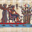 """Egyptian, Pharaonic, Authentic Papyrus Paint size 30x40 cm(12""""x16"""") 12 to choose"""
