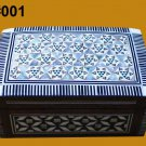 Egyptian, Islamic Inlaid Mother of Pearl Wood Jewelry Box Many to Choose From