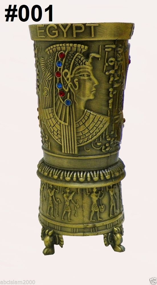 Egyptian Pharaoh Cups Collectable