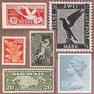 """Egypt, Ägypten, Egipto """"MNH"""" Every Stamp Issued in Egypt in Year 1989"""