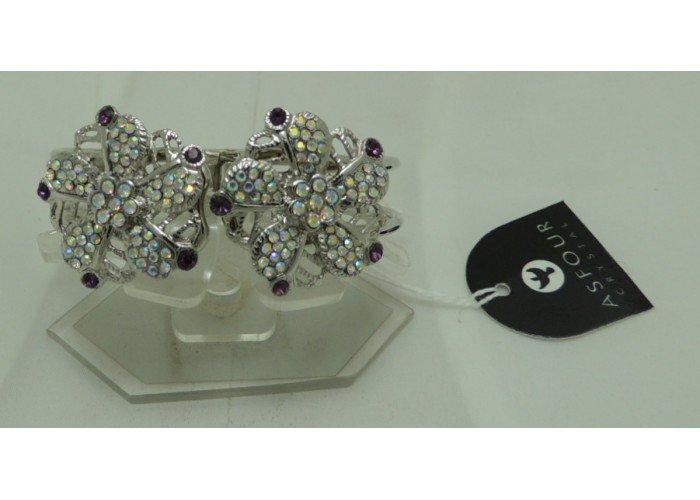 ASFOUR the finest Crystal jewellery , Bracelet