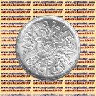 "1977 Egypt مصر  Египет Ägypten Silver Coin""F. A.O(Saving for Development)"",1 P"
