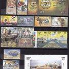 "Egypt,Ägypten, Egipto ""MNH"" Every Stamp 2014 Complete Year Set"