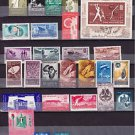 "Egypt,Ägypten, Egipto مصر ""MNH"" Every Stamp 1961 Complete Year Set"