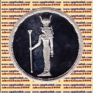 1994 Egypt silver 5 Pound Proof coin Ägypten Silbermünzen,Hathor (God of Love)