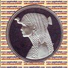 1999 Egypt silver 5 Pound ,Proof coins Ägypten Silbermünzen,Cleopatra ,KM#902,