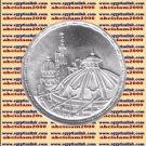 "1986 Egypt Egipto Ägypten Silver Coins ""Restoration of Parliament Building"",5 P"