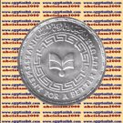 "1987 Egypt Egipto مصر Ägypten Silver Coin ""Foreign Investment Free Zones"",5 P"