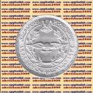 """1982 Egypt Egipto Египет Ägypten Silver Coins """" The Air Forces """",1 P ,#KM542"""