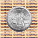 "1981 Egypt Egipto مصر Ägypten Silver Coins ""F.A.O(World Food Day)""1 P, #KM523"