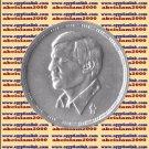 "1995 Egypt Egipto Египет Ägypten Silver Coins "" Abdul Halim Hafiz "" KM#841,5 P"