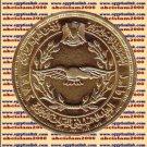 "1982 Egypt Egipto Mısır Египет Ägypten Gold Coins "" The Air Force "",5 P , KM#547"