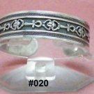 Hall marked مصر Egyptian Egipto Египет Ägypten Pharaoh Silver Decorated Bracelet