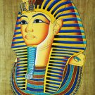 """Egyptian, Pharaonic, Authentic Papyrus Paint size 40x60 cm16""""x24"""" , Variation"""