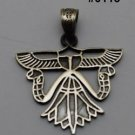 Hall marked Egyptian, Pharaonic, Authentic Silver Pendant, Lotus ,Ankh,Variety