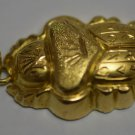 Egyptian Hallmark 18 Karat Gold Fascinating pendant Pharao's LUCK Scarab 4 g.