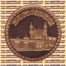 1982 Egypt Egipto Египет Ägypten Gold Coins Millenarian of Al Azhar  5 P
