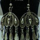 Hallmark Egypt Египет Ägypten,Authentic,Bedouin Siwa Silver Earrings,variety
