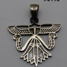 Hallmark Egyptian, Pharaonic, Authentic Silver Pendant, Lotus ,Ankh,Variety