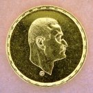 1970 Egypt Egipto Египет Ägypten Gold Coins President Nasser  5 Pounds
