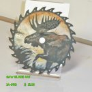 PAINTED SAW BLADE