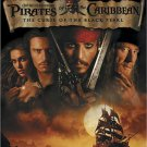 DVD - PIRATES OF THE CARIBBEAN - BLACK PEARL
