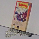 VHS - BATMAN  (cartoon)
