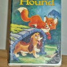 VHS - FOX AND THE HOUND, THE  *
