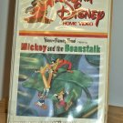 VHS - MICKEY AND THE BEANSTALK