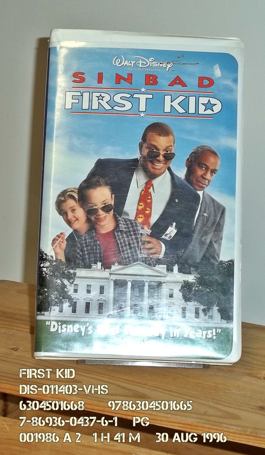 VHS - FIRST KID