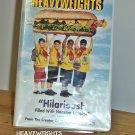 VHS - HEAVYWEIGHTS