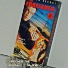 VHS - FOREIGNER, THE