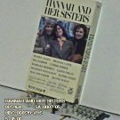 VHS - HANNAH AND HER SISTERS