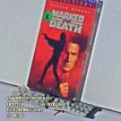 VHS - MARKED FOR DEATH