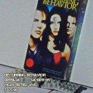 VHS - DISTURBING BEHAVIOR