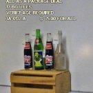 COKE COLA ITEMS