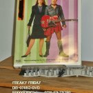 DVD - FREAKY FRIDAY  **