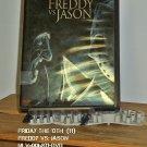 DVD - FRIDAY THE 13th  (11)  FREDDY vs: JASON