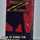 VHS - MASK OF ZORROR, THE