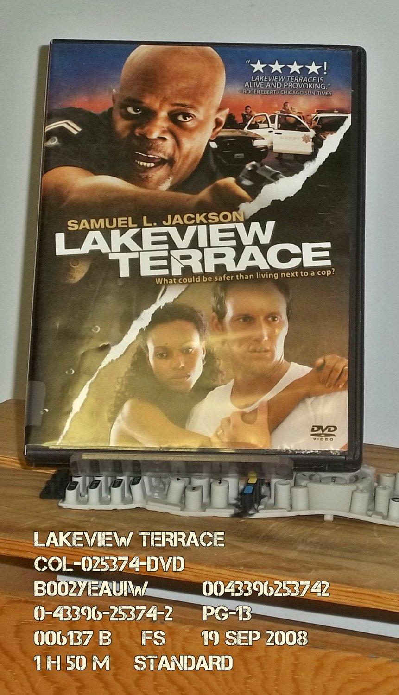 DVD - LAKEVIEW TERRACE