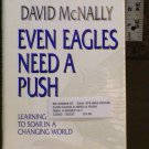 BOOK - EVEN EAGLES NEED A PUSH
