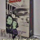 VHS - EARTH vs: THE FLYING SAUCERS